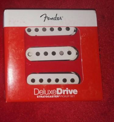 Pastillas. Fender Deluxe Drive. Excelentes.