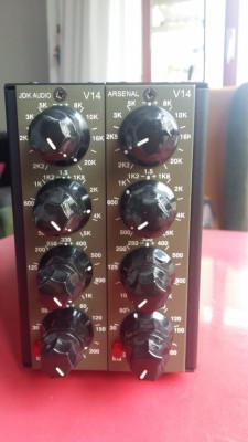 Ecualizador JDK Audio V14