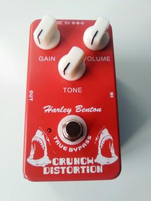 Vendo Harley Benton / Joyo Crunch Distortion