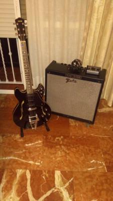 Fender Hotrod Deville 4x10, fabricado en 1996, USA