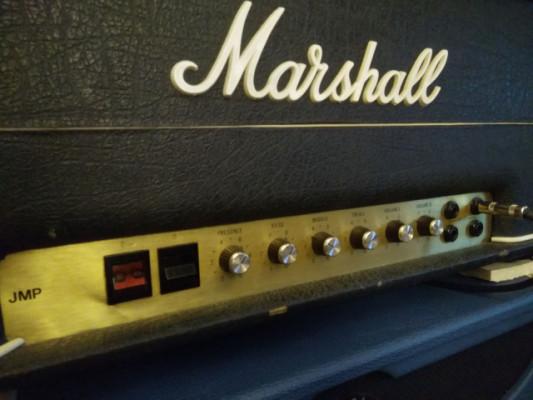 EDITADO! CABEZAL MARSHALL JMP SUPER BASS DE 1979 por Gibson