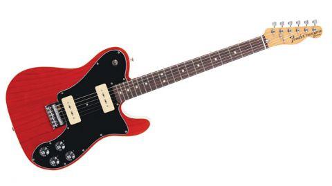 Fender telecaster 72 custom fsr p90