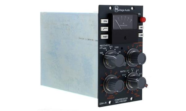 Compresor y Preamp Heritage Audio 2264 Jr. El mejor clon de Neve del mundo NUEVO SIN USO