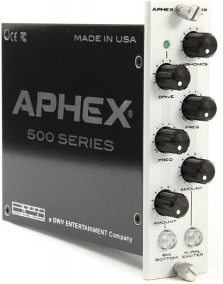 Aphex EX BB 500 serie 500 aural exciter EQ +distorsion harmonico