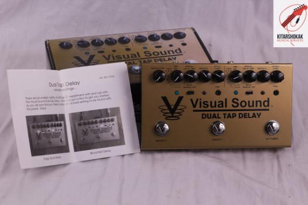 VISUAL SOUND TUBE TAPE DELAY