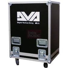 Flight Case T4 DVA