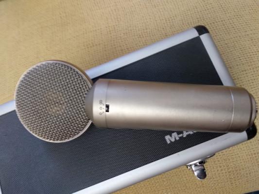 Micrófono condensador M-Audio Solaris