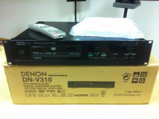 Reroductor DENON Profesional DVD