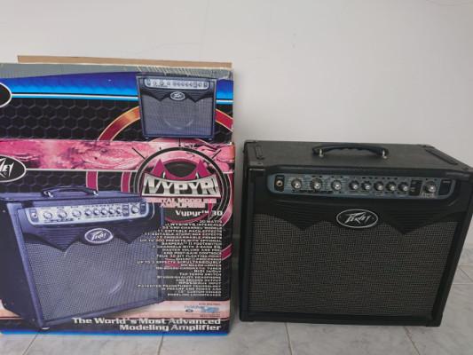 Vendo o Cambio Amplificador Peavey Vypyr 30W