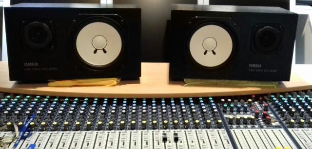 Yamaha ns 10M Studio como nuevos