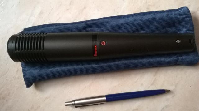 Micro IBANEZ TH900 electret