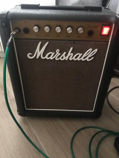 Marshall Lead 12 de 1985
