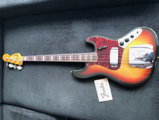 Fender Jazz Bass 1973 USA