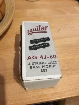 Pastillas Aguilar AG J4-60's