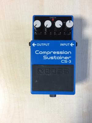 Pedal de Guitarra BOSS CS-3