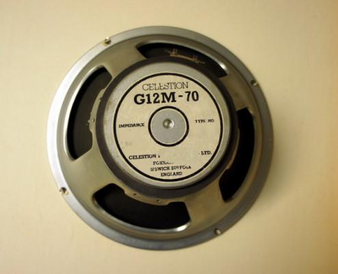 Altavoz G12M-70 -16 ohm   Celestion