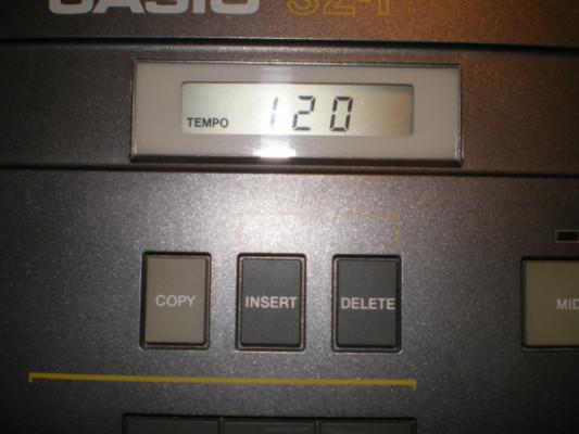 secuenciador Casio SZ-1