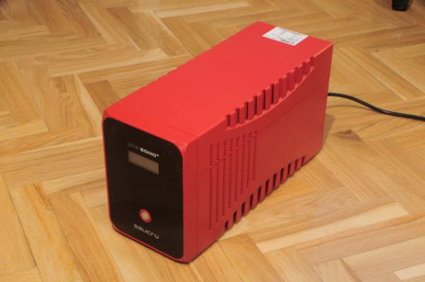 SAI: Sistema de Alimentación Ininterrumpida (UPS) / Estabilizador