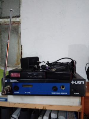 Sistema monitoraje Len
