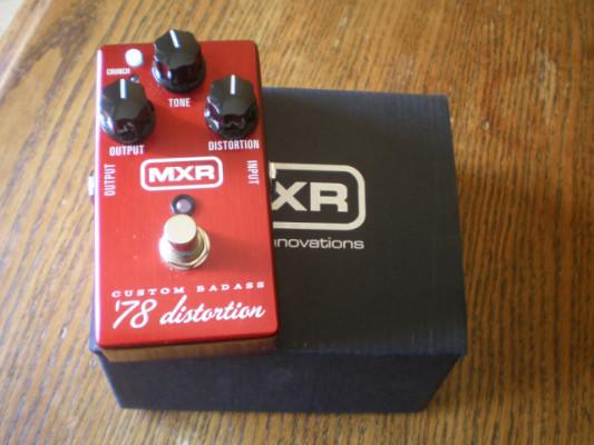 MXR 78 Custom Badass