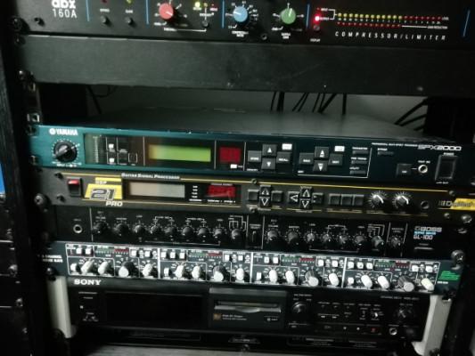 BSS DPR 504 puerta de ruido de 4 canales