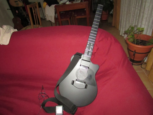 Guitarra de aprendizaje y MIDI, Yamaha EZ-AG