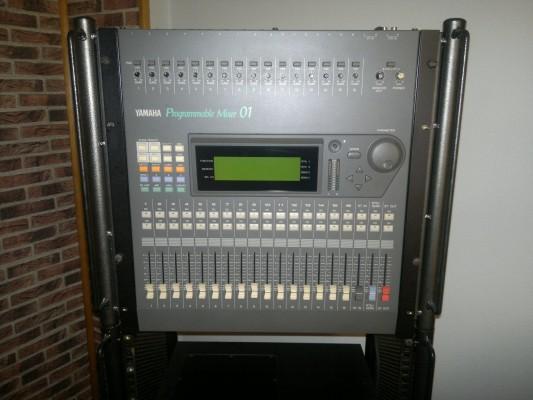 Yamaha ProMix 01,regalo módulo delay digital.ENVIO INCLUIDO (También cambio por batería electrónica)