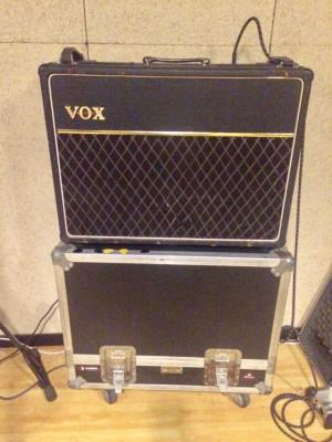 VOX AC 30 AÑO 73-75 Top Boost
