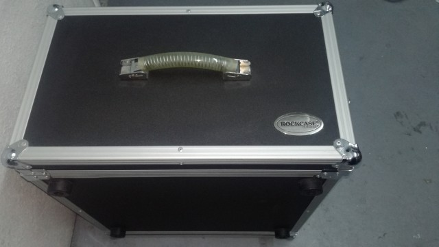 FLIGHT CASE RACK 6U ROCKCASE WARWICK