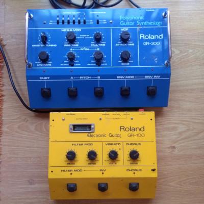 ROLAND GR-300 sinte de guitarra analógico
