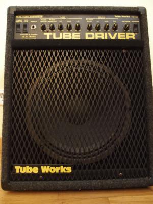 Amplificador Guitarra Tube Driver TD-752 100W