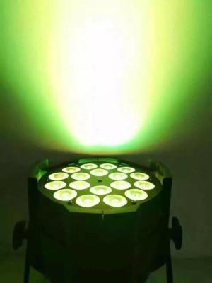 PAR LED 18 x 12W RGBW = 220W NUEVOS