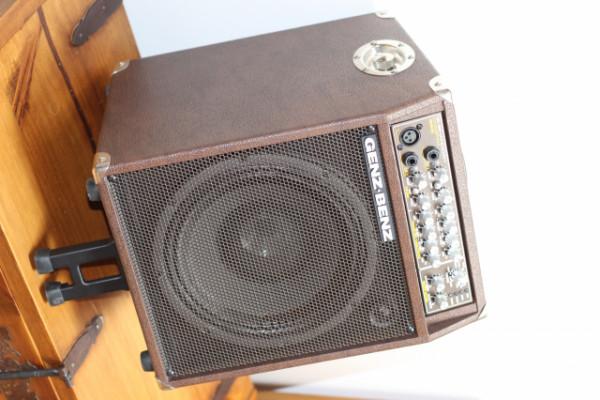 Amplificador Acústico GENZ BENZ  SHEN-CPK-10T