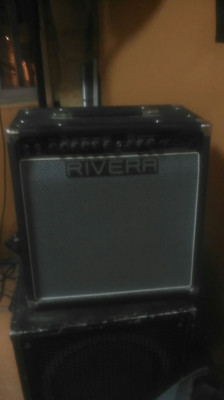 Rivera Pubster 45 valvulas