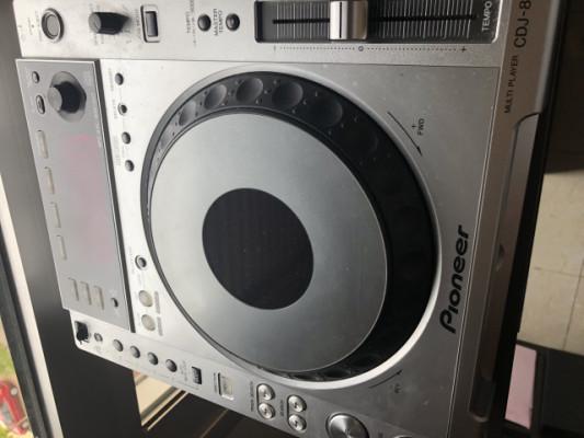 2 UNIDADES PIONEER CDJ850