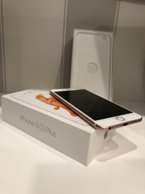 Vendo iphone 6s plus 128Gb