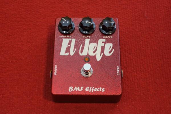El Jefe BMF Effects