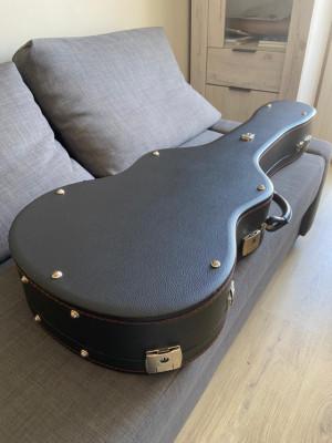 Guitarra flamenca Rafael Romero 2E modelo Palosanto de india