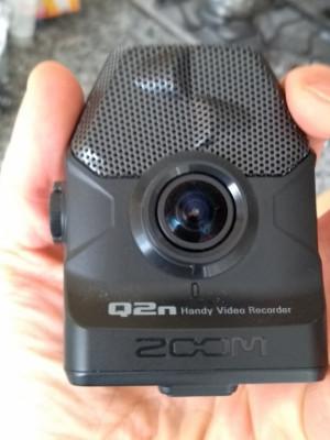 Zoom Q2n grabadora de vídeo y audio FHD