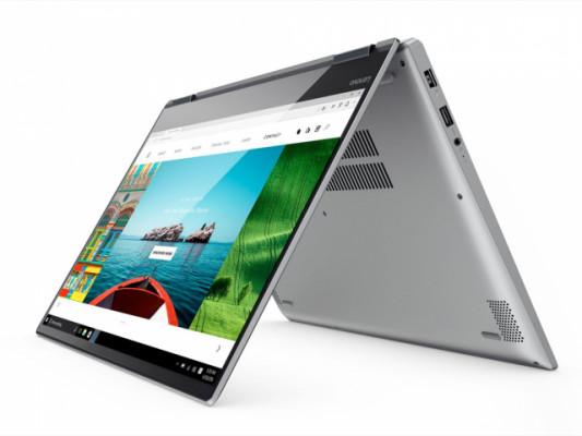 UltraBook Táctil Lenovo Yoga ThunderBolt 3 FullHD i7 NVMe Win10