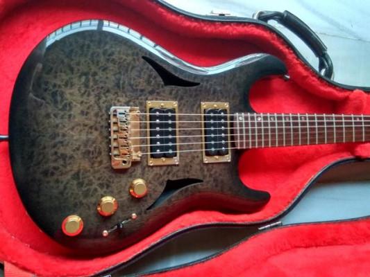 Guitarra eléctrica Lag Collection 90