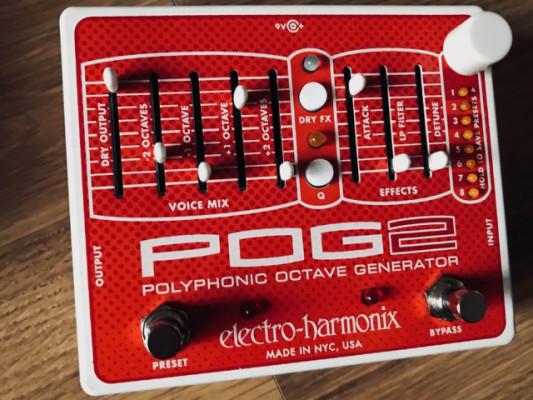 EHX Pog2 (gastos de envío incluidos)
