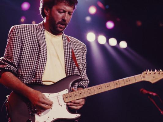 Eric Clapton Fender Stratocaster Pewter