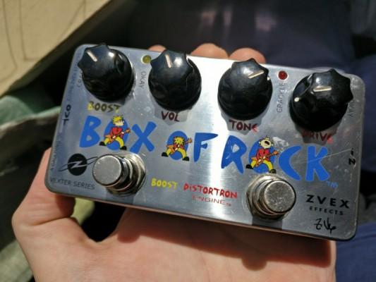Box of Rock - ZVEX (reservado)