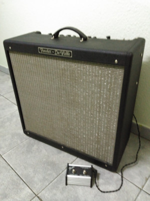 Vendo Fender Hot Rod Deville 4x10