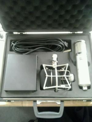 Microfono de valvula