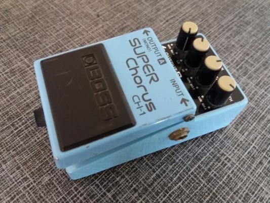 Boss chorus ch1  analogico blue lavel