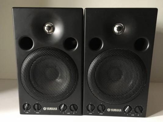 Yamaha MSP 3 - monitores activos