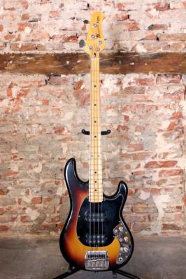 Music Man Sabre Bass Sunburst (1979)