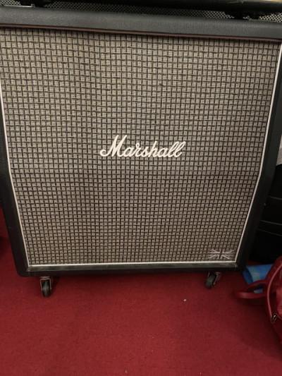 Pantalla Marshall 1960 AX 4x12 MADE IN UK